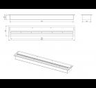 Топливный блок BioKer 70см 3,5L