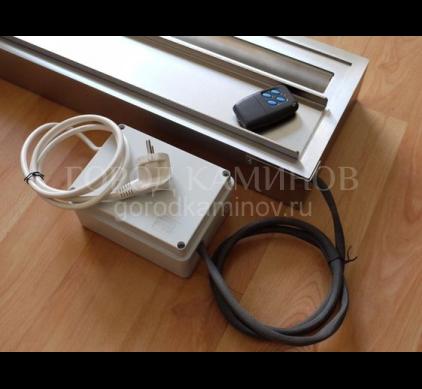 Топливный блок DP design 100 см с автоподжигом (пульт д|у)