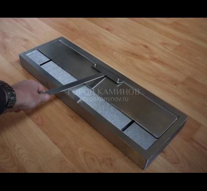 Топливный блок DP design 60 см + автоподжиг (пульт д|у)